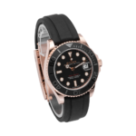 Rolex Yachtmaster Rosegold-Side