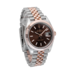Rolex Datejust Chocolate Dial 126331-Side