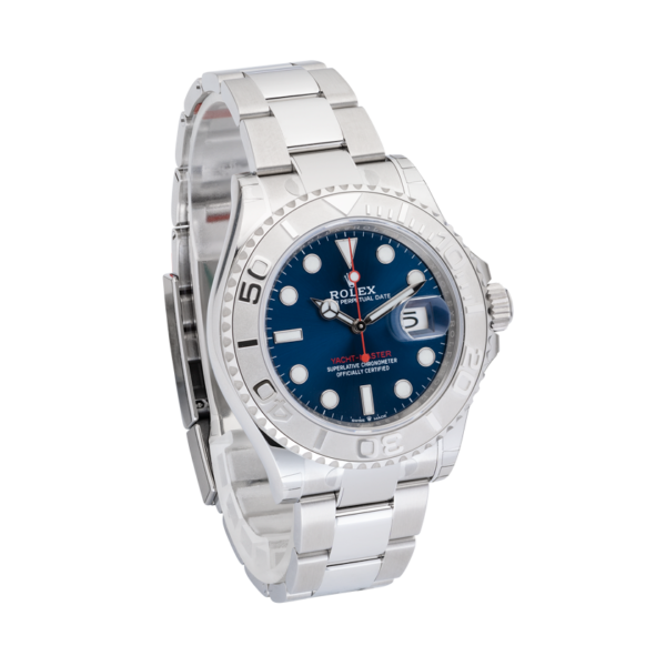 Rolex Yacht-Master 126622 Blue Dial-Side