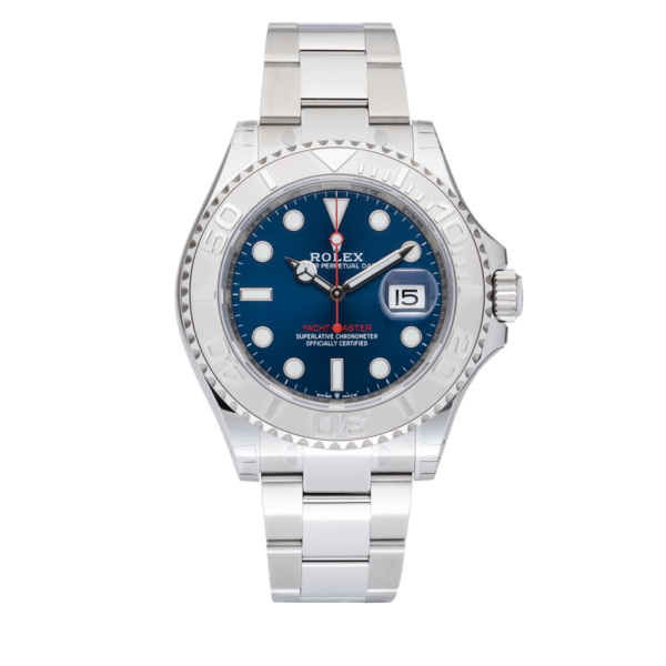 Rolex Yacht-Master 126622 Blue Dial-Full