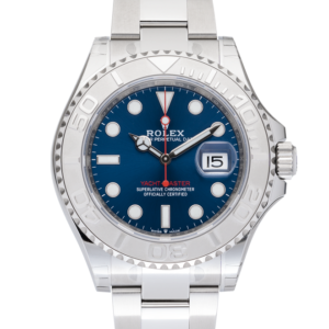 Rolex Yacht-Master 126622 Blue Dial-Face
